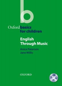 english through muisc book cover