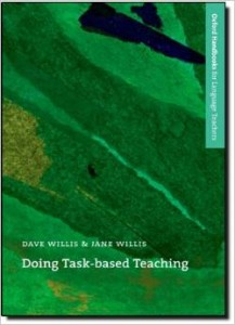 task based teaching book image
