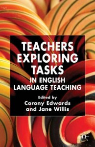 teachers exploring tasks book cover